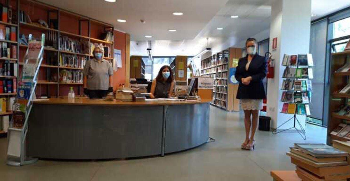 Biblioteca Oriana Fallaci: riapertura dal 9 dicembre