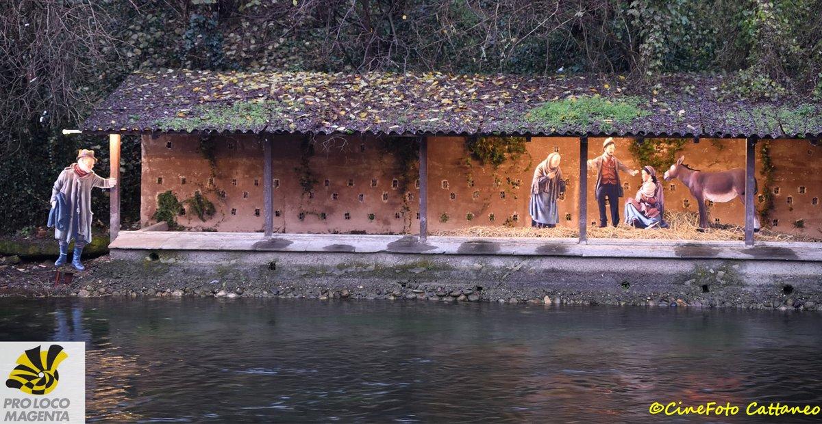 Inaugurazione del presepio al lavatoio di Pontenuovo, le immagini