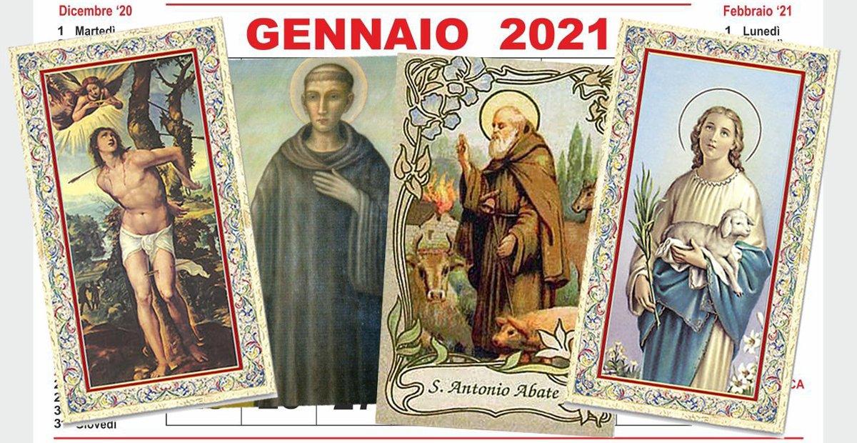 El canton del dialet – I Sant da Genar e filastrocc da Sant'Antoni (video)